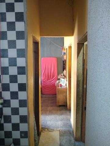 Casa Escriturada na QR 619 c/3 Qts + Barraco - Foto 7