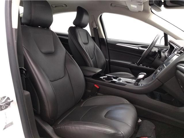 Ford Fusion 2.0 titanium fwd 16v gasolina 4p automático - Foto 10