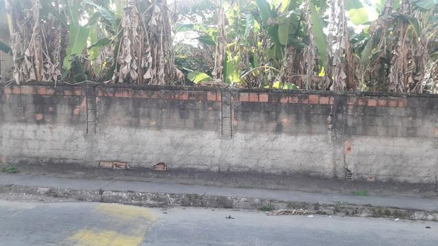 Vendo Terreno no Centro da Cidade em Guapimirim RJ R$160,000,00