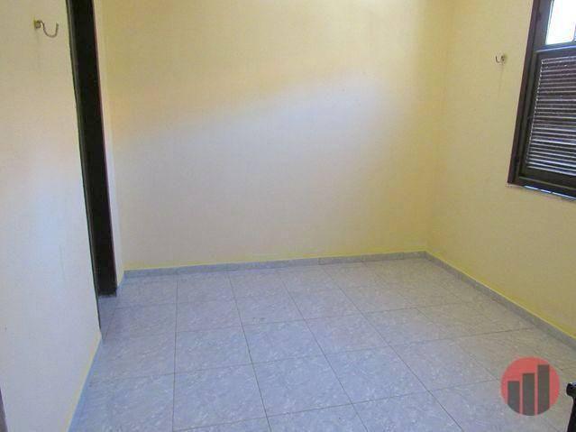 Casa para alugar, 100 m² por R$ 850,00 - Benfica - Fortaleza/CE - Foto 4