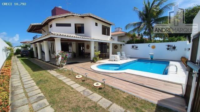 Casa para Venda em Lauro de Freitas, Villas do Atlântico, 4 dormitórios, 2 suítes, 4 banhe