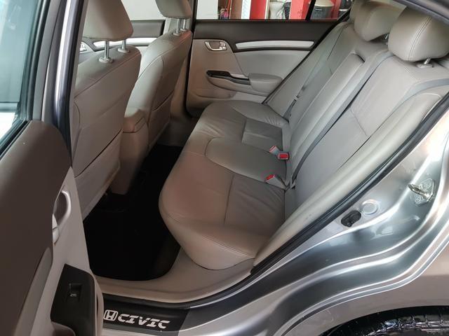 Honda Civic 2012 EXS C/Teto automático - Foto 3