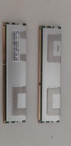 Memoria RAM PC ECC DDR3 8GB 10600 com dissipador - Foto 5