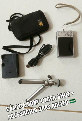 Cyber Shot SONY (baixei 180$)