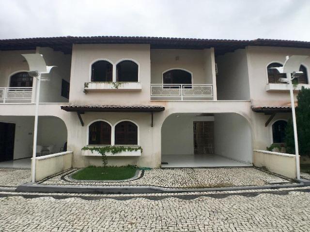 CA0859 Casa com 3 dormitórios à venda, 133 m² por R$ 440.000 - Sapiranga - Fortaleza/CE