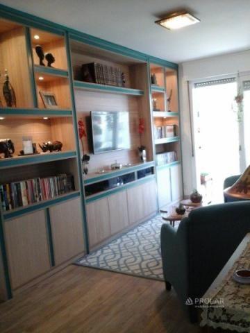 Apartamento à venda com 2 dormitórios em Nossa senhora de lourdes, Caxias do sul cod:11492 - Foto 5