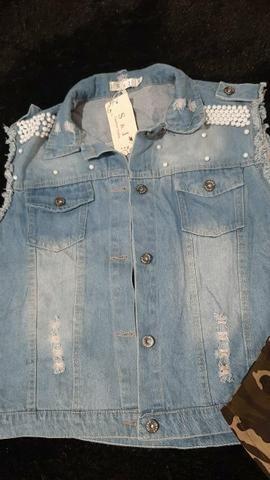 Coletes Jeans PROMOÇÃO - Foto 2