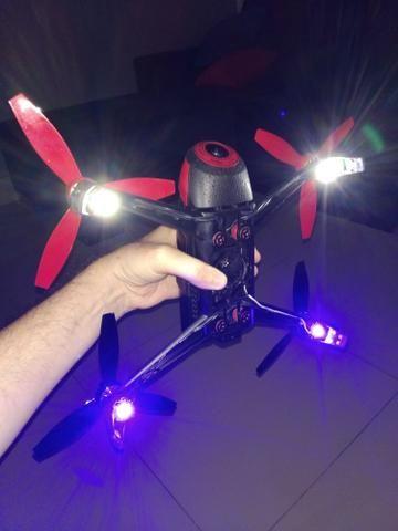 Drone bebop 2 parrot, principal concorrente dji spark e mavic - Foto 2