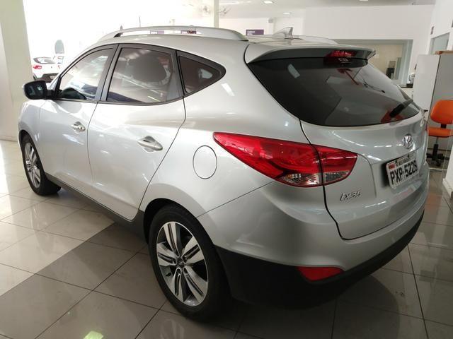 Hyundai ix35 2.0L 16v GLS (Flex) (Aut) 2016 Blindado - Foto 3