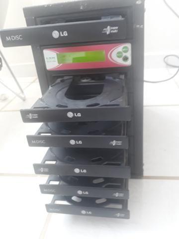 Duplicadora de CDs e DVDs - Foto 3