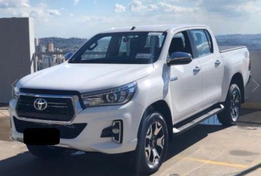 Toyota Hilux CDupla Srx 4x4 2.8 T Diesel Autom 2020 - Foto 2