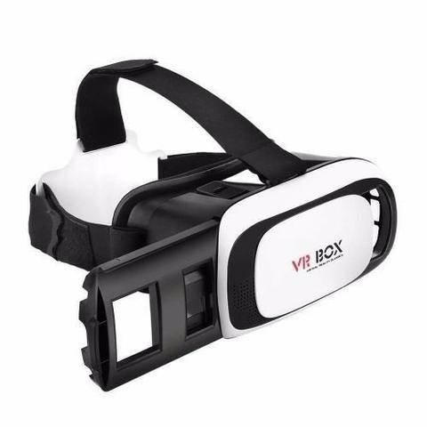 Compre-aqui-Oculos Vr 3D 2.0 Realidade Virtual + Controle - Foto 3