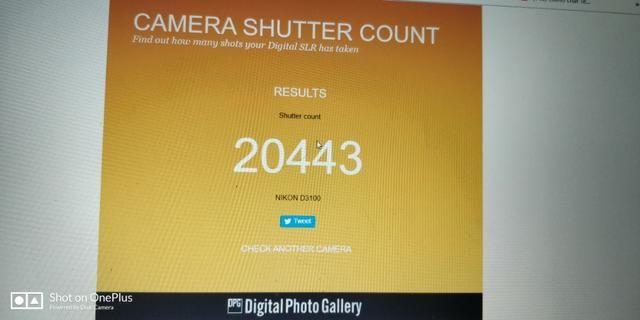 Câmera Nikon D3100 - Foto 5