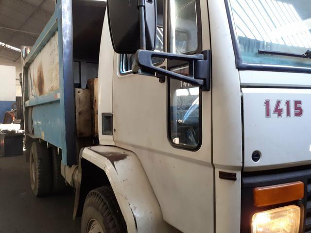 Caminhão Ford cargo 1415 - Foto 3