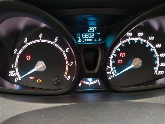 Ford Fiesta 1.6 se hatch 16v flex 4p manual - Foto 16