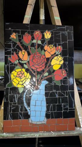 Lindos mosaicos cerâmicos - Foto 3