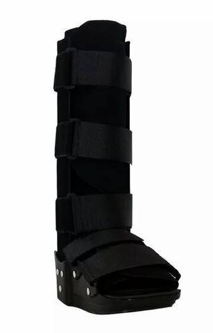Locação e venda de Bota Robofoot Imobilizadora Ortopédica Cano Curto/Longo Bilateral - Foto 5