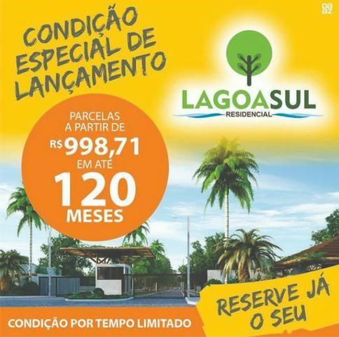 Loteamento Lagoasul Residencial Massagueira - Foto 4