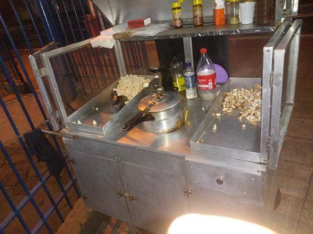 Alugo carrinho de pipoca pra festa valor a conbinar - Foto 2