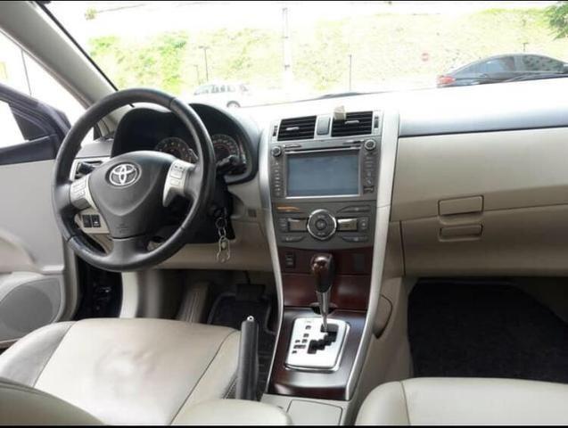 Vendo Corolla autis o mas completo da categoria 11/12 - Foto 7