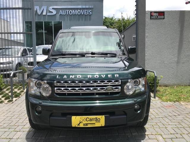 Oportunidade Land Rover Discovery4 3.0 hse Blindado - Foto 13