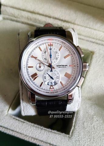 1b52a8769be Relógio MONTBLANC (Linha Premium!) - Bijouterias