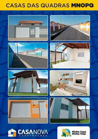 Oportunidade!!! Vende-se Casa 2/4 no Bosque dos Pássaros, Programa MCMV, Mossoró-RN