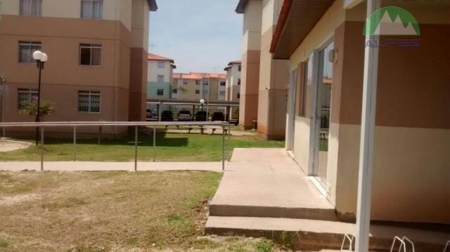 Apartamento residencial à venda, sítio cercado, curitiba. - Foto 15