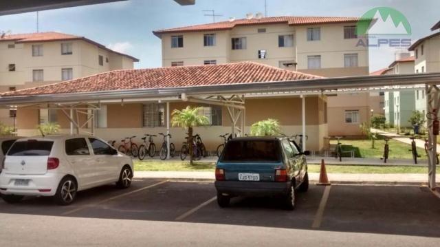 Apartamento residencial à venda, sítio cercado, curitiba. - Foto 19