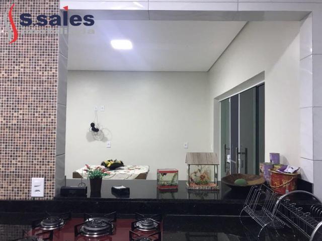 Casa à venda com 3 dormitórios em Park way, Brasília cod:CA00145 - Foto 14