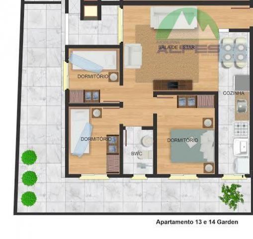 Apartamento residencial à venda, colônia murici, são josé dos pinhais. - Foto 20