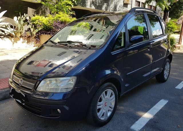 Fiat Idea ELX Flex 1.4 ( aceito moto como entrada )