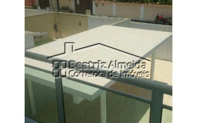 casa de 3 quartos sendo 2 suites em itaipuaçu marica rj - Foto 17