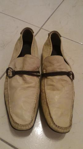 fb13521a07 Mocassim democrata bege - Roupas e calçados - Jabaquara