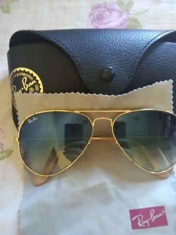 9322d781142de Oculos de sol ray ban original feminino - Bijouterias