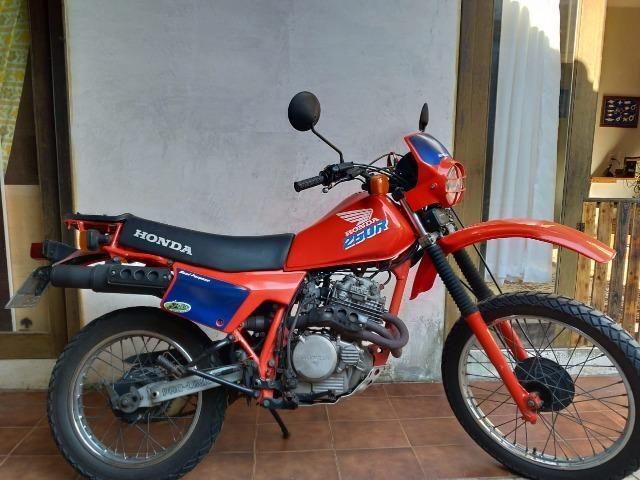 Honda Xlx 250 R - 1991 - Impecável - Raridade - Original - Foto 7