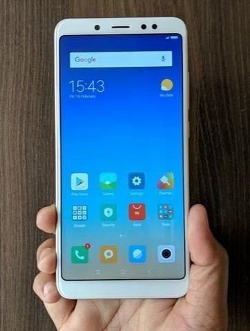 Xiaomi Redmi Note 5 Dourado