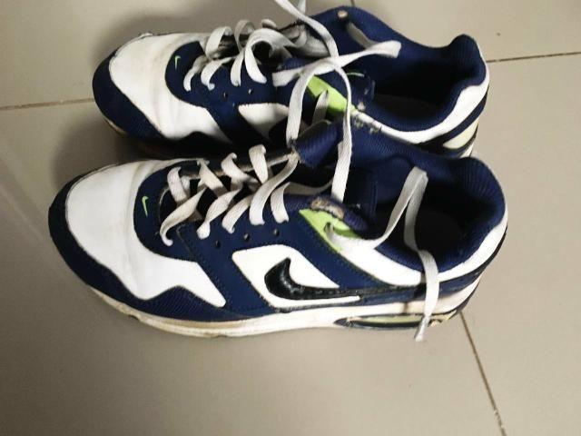 de3cfd81266 Nike air max número 34 - Roupas e calçados - Vila Invernada