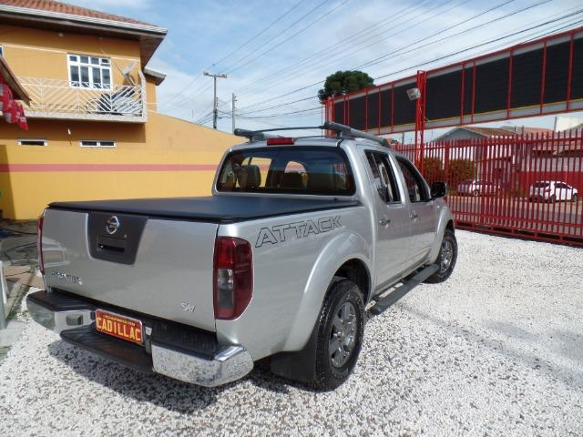 Nissan Frontier SV Attack 4X4 - 2014 - Foto 6