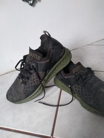 26f613b6ee5 Tênis Puma Original 41 42 - Roupas e calçados - Morro das Pedras ...
