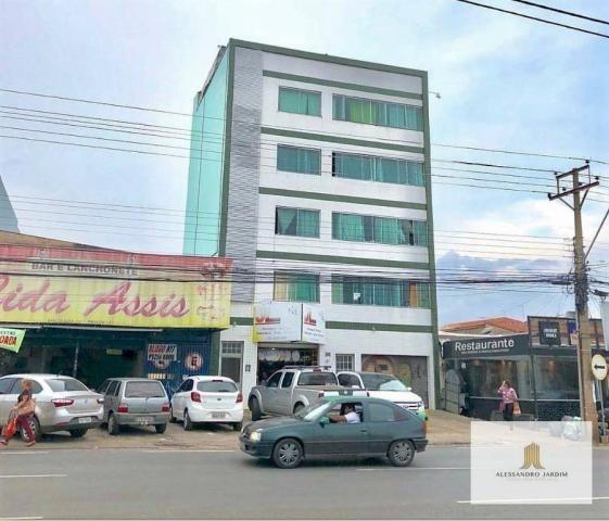 Prédio em Taguatinga (SANDU NORTE) 4 andares! Excelente para investidor!