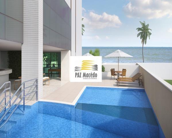 Apartamento Em Olinda 3 Quartos, 2 Suítes, 100m², Lazer Completo, 2 Vaga - Foto 6
