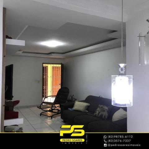 Apartamento com 3 dormitórios à venda, 60 m² por R$ 190.000 - Jardim Cidade Universitária  - Foto 4