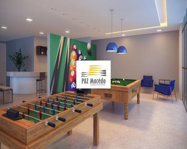 Apartamento Em Olinda 3 Quartos, 2 Suítes, 100m², Lazer Completo, 2 Vaga - Foto 9