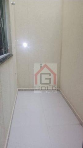 Sobrado com 2 dormitórios à venda, 70 m² por R$ 350.000 - Vila São Pedro - Santo André/SP - Foto 14