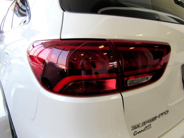 KIA SORENTO 2019 3.5 V6 GASOLINA EX 7 LUGARES 4WD AUTOMÁTICA BRANCA COMPLETA + TETO SOLA - Foto 18