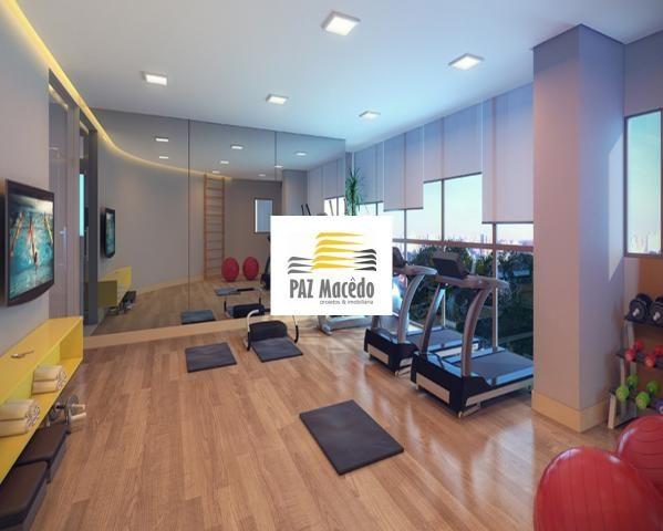 Apartamento Em Olinda 3 Quartos, 2 Suítes, 100m², Lazer Completo, 2 Vaga - Foto 10