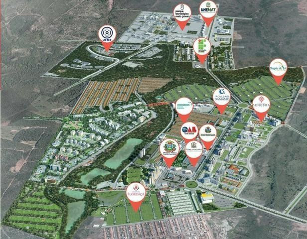 Terrenos - Parque Residencial Genebra - Chapéu do sol VG - Foto 2