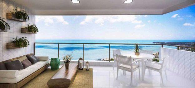 Apartamento à venda, 134 m² por R$ 899.335,39 - Altiplano Cabo Branco - João Pessoa/PB - Foto 18