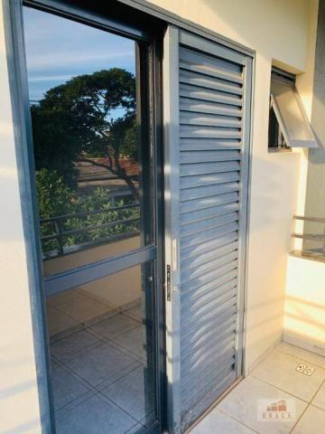 Apartamento com 3 dormitórios para alugar, 70 m² por R$ 950/mês - Centro - Navirai/MS - Foto 9
